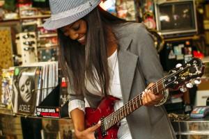 Guitar Joy by Lechon Kirb